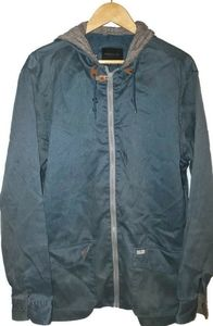 O'NEILL Mens Basic Jacket Possible Raincoat Large